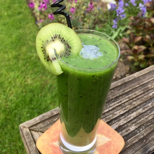 Heathly morning Smoothie