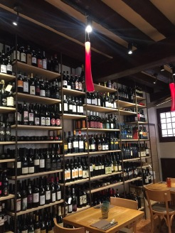 Wine bar Estro Venezia