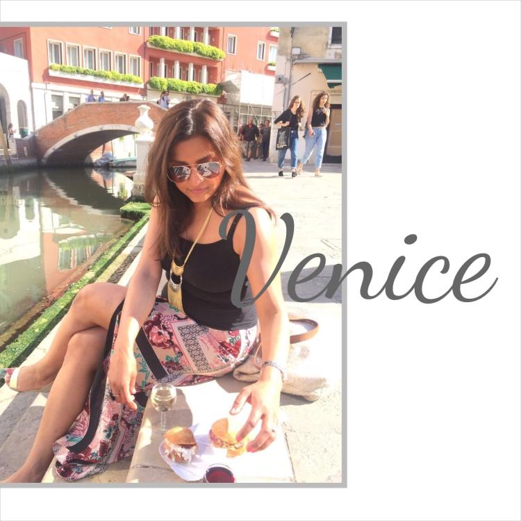 Food in Venice