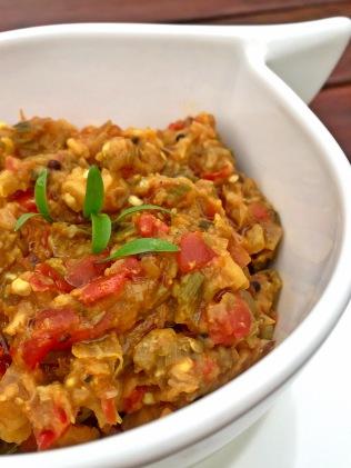 Baigan Bharta Curry