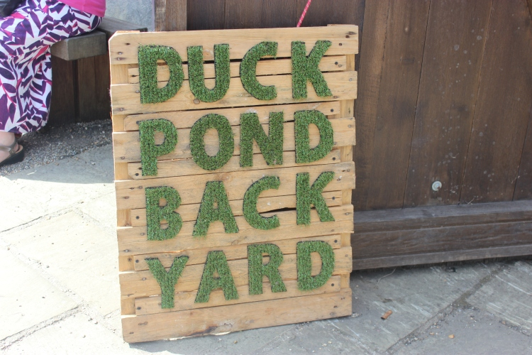 Duck Pond Foodies Market Ruislip
