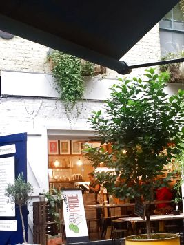 Neals Yard Pride Kitchen London
