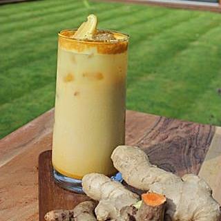 Tumeric & Ginger Latte