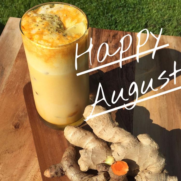 August food Update